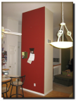 Atlas Coatings & Construction Interior House Painting Olathe, Overland Park, Leawood, Lenxa, Shawnee, Mission Kitchen Painting Before Olathe