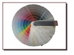 Atlas Coatings & Construction Interior House Painting Olathe, Overland Park, Leawood, Lenxa, Shawnee, Mission Color Fan Deck
