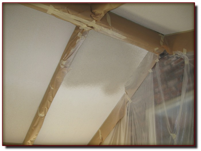 Ceiling Drywall Repair Texture